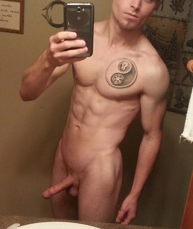 Muscle Boy Erection
