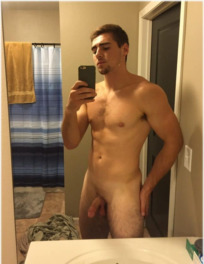 Hot Nude Guy
