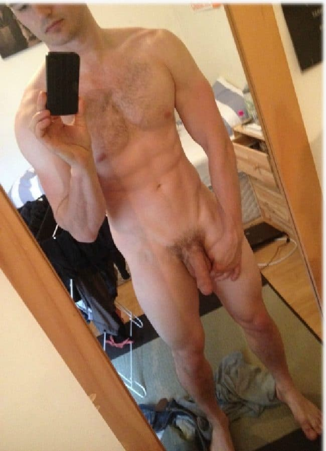 Nude Self Picture
